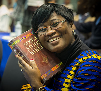 Africa Study Bibles for Pastors and Leaders